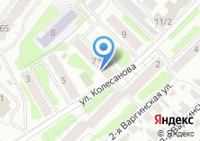 Компания «Русское дело 2» на карте