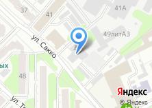 Компания «МИД-ПТС» на карте