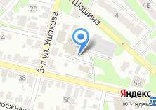 Компания «Ветасс» на карте