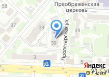 Компания «ЕВРОФЛОР» на карте