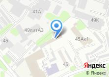Компания «Ивановский областной учебный центр ДОСААФ РФ» на карте