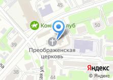 Компания «Преображенский кафедральный собор» на карте