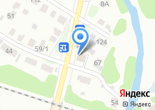 Компания «Талка» на карте