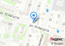 Компания «Магазин товаров для новорожденных на ул. Черниковых» на карте