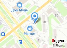 Компания «Flowers» на карте