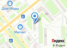 Компания «Effect» на карте
