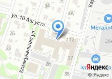 Компания «IN-ES» на карте
