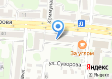 Компания «СтройГород» на карте