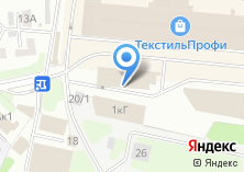 Компания «Фьюжен» на карте