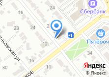 Компания «Винный склад» на карте