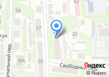 Компания «РОСИЧ-патруль» на карте