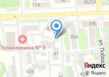 Компания «Промстиль» на карте