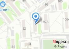 Компания «Городская управляющая организация» на карте
