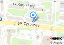 Компания «Ивановомолпром» на карте