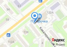 Компания «Бестер» на карте