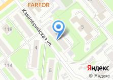 Компания «Запчасти ПАЗ-ГАЗ» на карте