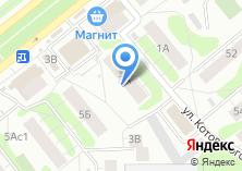 Компания «Городская управляющая организация жилищного хозяйства №3 г. Иваново» на карте