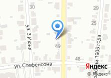 Компания «Автосклад на Сортировке» на карте