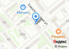 Компания «Экспресс» на карте