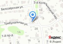 Компания «Библиотека №15» на карте