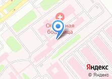 Компания «Ивановская областная клиническая больница» на карте