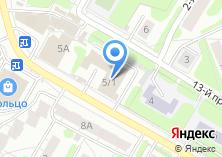 Компания «Сосневский» на карте