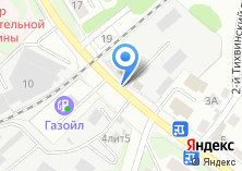 Компания «Эталон СМ» на карте