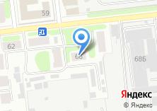 Компания «*сити*» на карте