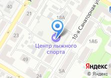Компания «Центр лыжного спорта Иваново» на карте