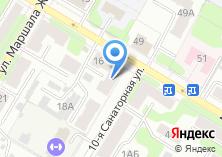 Компания «Продуктовый магазин на 2-й Лагерной» на карте