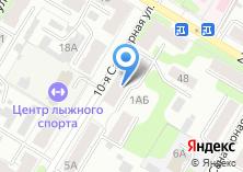 Компания «Винтрест» на карте