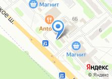 Компания «Сеть магазинов детского питания» на карте