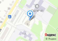 Компания «Исток-Пром» на карте
