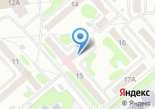 Компания «Поликлиника №13» на карте