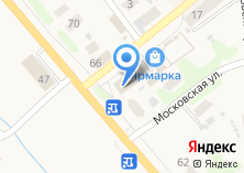 Компания «Магазин товаров для животных» на карте
