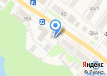 Компания «Флоранс» на карте
