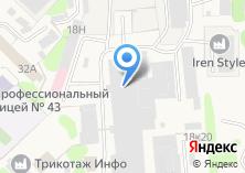 Компания «Валерия37» на карте