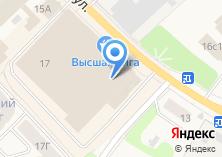 Компания «Мэрилен» на карте