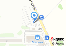 Компания «Мастерская по техническому осмотру транспорта» на карте