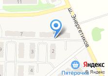 Компания «Строящийся коттеджный поселок» на карте