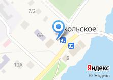 Компания «Шуваловские колбасы» на карте
