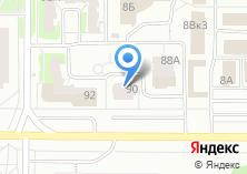 Компания «Беремушки» на карте