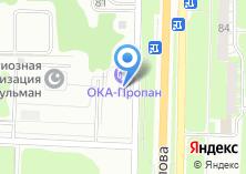 Компания «АГЗС на Свердлова проспекте» на карте