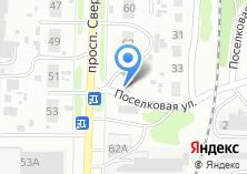 Компания «Баня на Свердлова проспекте» на карте