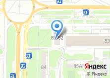 Компания «Надежный крепеж» на карте