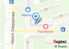 Компания «Грог» на карте