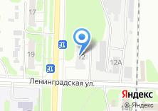 Компания «Воткинский завод» на карте