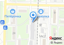 Компания «Растяпино сеть магазинов» на карте