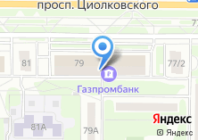 Компания «Кухни natali» на карте