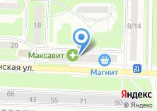Компания «Обсидиан» на карте
